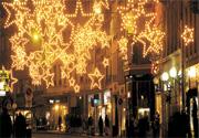 유럽에서 만나는 크리스마스